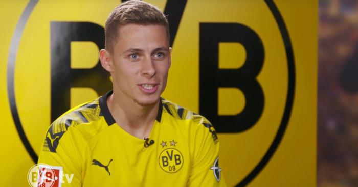 Dortmund Tuntaskan Transfer Hazard