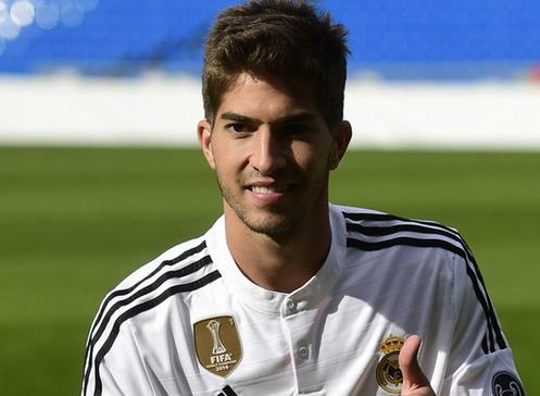 Lucas Silva Madrid
