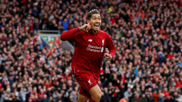 Liverpool kembali berkat gol bunuh diri di fase terakhir melawan Tottenham