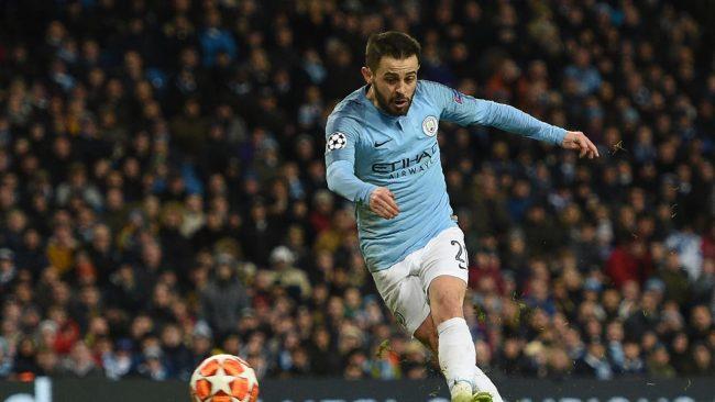 Manchester City berhasil naik keposisi puncak klasemen sementara ajang Premier League setelah berhasil menaklukan Tottenham Hostpsur