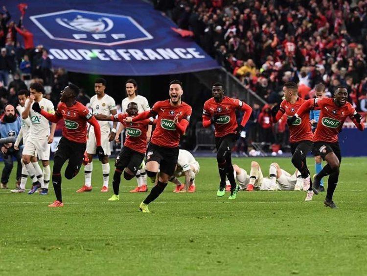 Takluk Dari Rennes, PSG Gagal Maju Keajang Coupe de France