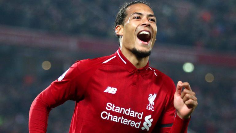 Van Dijk cukup fit untuk pertandingan Liverpool di kandang Southampton
